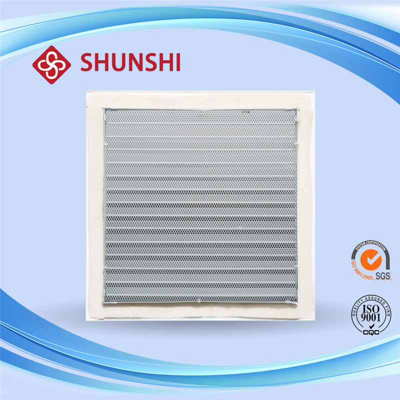 aluminum air grille/adjustable air vent for HVAC