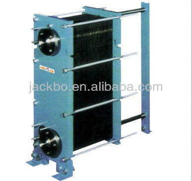 Cost effective plate type pool heater stainless steel pool heat exchanger