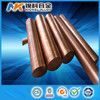high precision solid copper alloy C17200 beryllium copper bar in stock