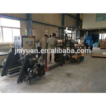 Hot sale CE approved hot melt coating and laminating machine for butyl tape
