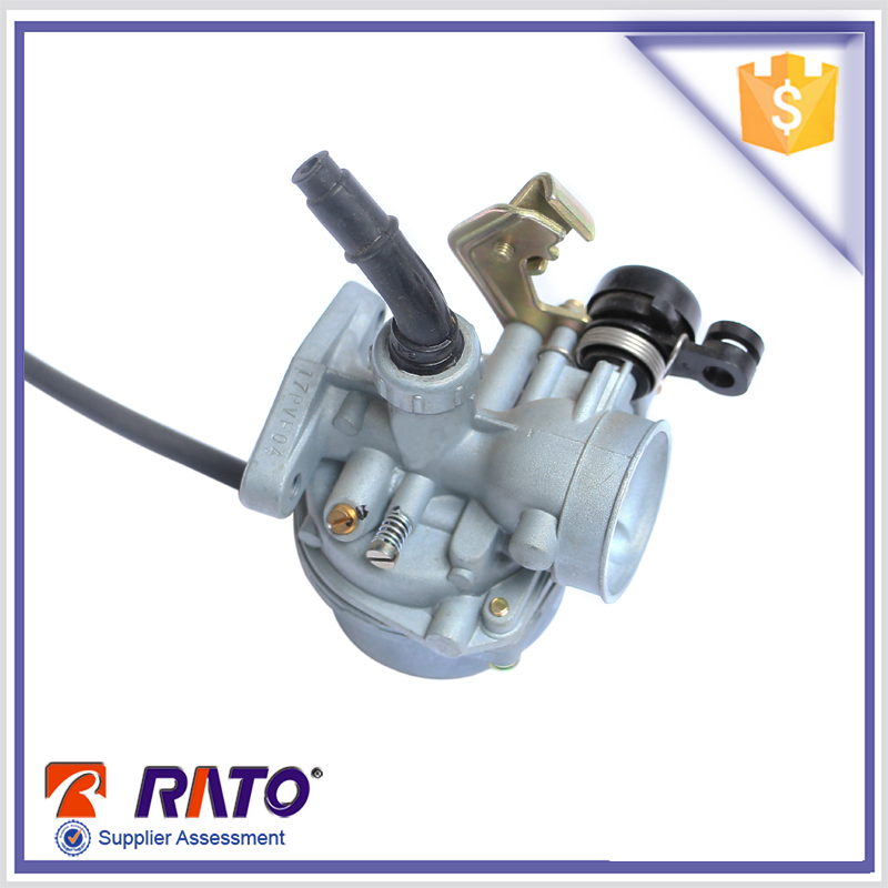 Motorcycle parts Chinese carburetor for pz17 50cc 70cc