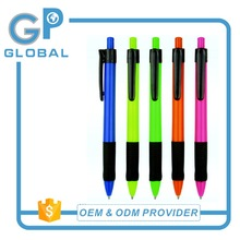 Newly design promotion ball point pen with lanyard