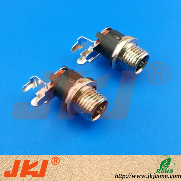 Made in china 12v dc connector jack