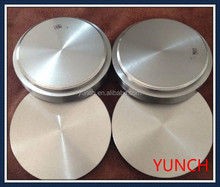 high purity titanium sputtering target