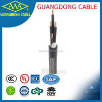 KVV4x6mm2 4 cores control cable making machine 6mm2 auto construction control cable kvv control cables factory price from china