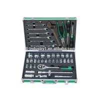 1 2 43PCS Ratchet Wrench Set
