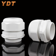PA66 YDT flame-proof waterproof M71 type thread nylon cable gland