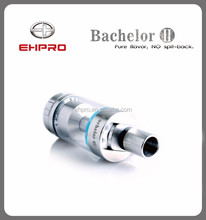2016 newly free best vape sample, vape electronic cigarette ehpro Bachelor ii top filling SUS316 0.5ohm