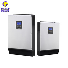 pure sine wave three phase 3KW to 20KW Off Grid solar wind hybrid Inverter With CE