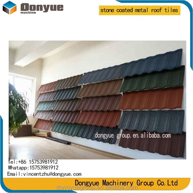 Low Cost Roof Tiles Prices/stone Coated Metal Roof Sheet&home Tiles ...