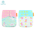 Low price Happy Flute comfy baby diapers high absorption cloth diaper set