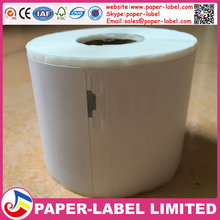 Adhesive Sticker Type and Direct Thermal Paper Material dymo 99014 label