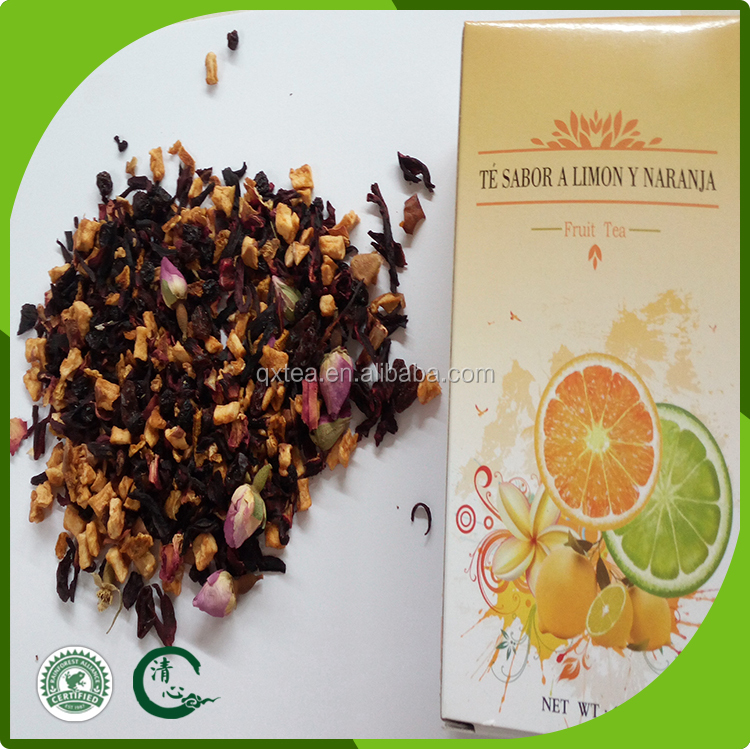 USA Standard High quality Flavored Pure Blended Fruit Tea