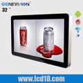 32 inch digitizer screen indoor tv player lcd wall mounting ad player