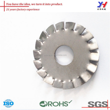 OEM ODM cheap stainless steel motor parts/hot sale stainless steel motor parts