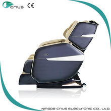 massaging leather chair recliner seat massage chair