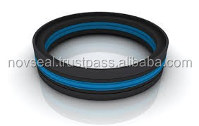 Low-cost kdas/das piston seal