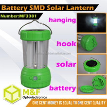 AA Battery Powered SMD LED Solar Camping Tent Light Emergency Lights