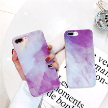 <strong>10</strong> designs New arrivals phone case for iphone 6s 7 8 plus Brilliant colour marble TPU back cover shell for iphone X XS XR XS MAX