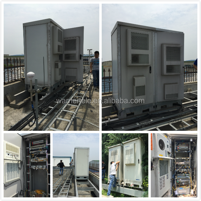 W-TEL industrial 300W 500W 1000W 2000W 3000W outdoor electric panel cabinet air conditioner