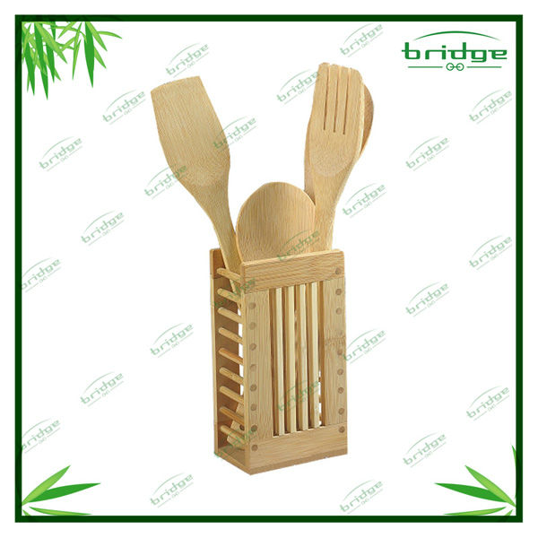 2014 New design bamboo kitchen accessories