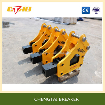Side type SB40 chisel 68 Hydraulic breaker hammer