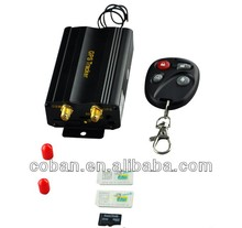 High precision tk103b vehicle GPS tracking system remote monitoring fuel consumption
