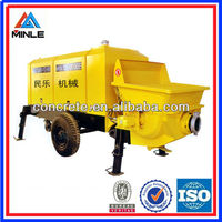 HBTS60-12-90 Hydraulic Concrete Pumping Machine/beton pump with competitive price