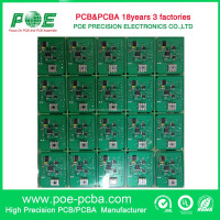 EMS manufacture printed circuit board /shenzhen pcb assembly