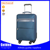 2015 new product Alibaba online shopping trolley suitcase nylon waterproof trip suitcase comfortable hand luggage