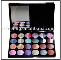 Wholesale 48 Color Bake Eyeshadow Palette Wet/Dry Double Used Makeup Eye Shadow