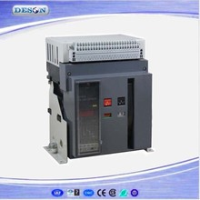 AC/DC Intelligent Air Circuit Breaker ACBs,DW45 Fixed Type Air Circuit Breaker 5000A 6300A,Automatic 3 Poles Air Circuit Breaker