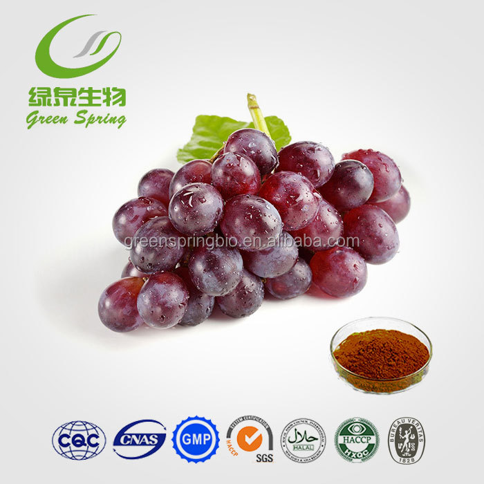 100% natural grape seed extract P.E. OPC95%