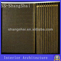 deco mesh, 304,316L stainless steel decoration mesh