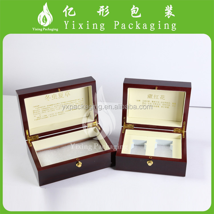 2016 New painting wooden box for essential oil