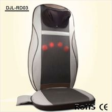 Manufacture Neck And Back Cushion The Body Massager Seat Topper