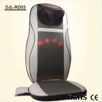 RD03w manufacture neck and back cushion the body massager seat topper