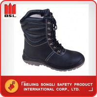 electric shock proof welding industrial safety shoes