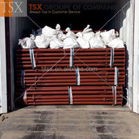 Tianjin TSX-40354 Used Scaffolding Post Shore for Sale, Metal Detector Pole Shore for Export