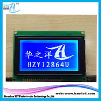 12864 America Germany Russia France Popular Standard Graphic LCM LCD Modules