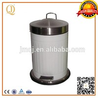 cylinder trash bin stainless steel trash cans outdoor
