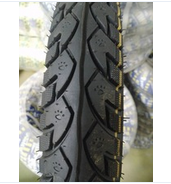 High Quality Strong Rubber Motorcycle Tyres ,Bicycle Tyres With Low Noise for Sale