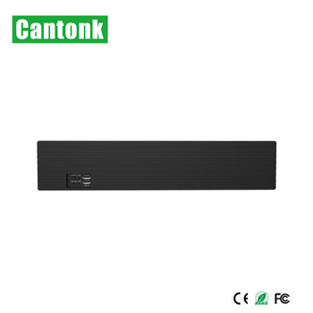 Cantonk 64ch cctv 4k video camera recorder with 8 SATA