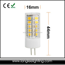 12V Capsule G4 LED COB 3W 300LM Replace 30W Halogen Lamp