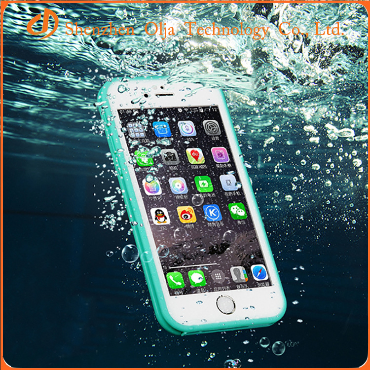 New case shockproof tpu pc hybrid waterproof case for iphone 7 plus, tpu pc case for iphone 7 waterproof