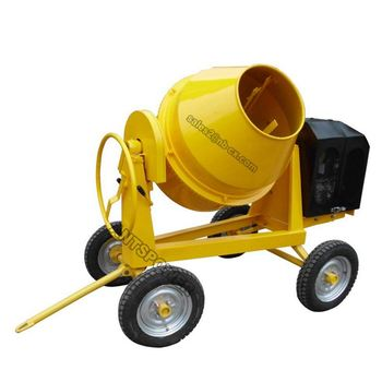 TDCM350-E Hot Sale Electric One Phase Mini Concrete Mixer