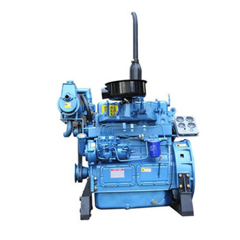 4 cylinders water cooling weifang diesel engine 495C for marine