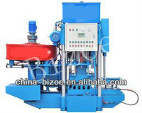 Has more than 20 years experience/competitive price /saving invest terrazzo tile making machine