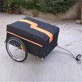 Cargo Bicycle Trailers with Fabric Cover