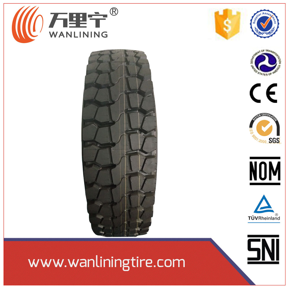 TBR tyre with good quality and nice future